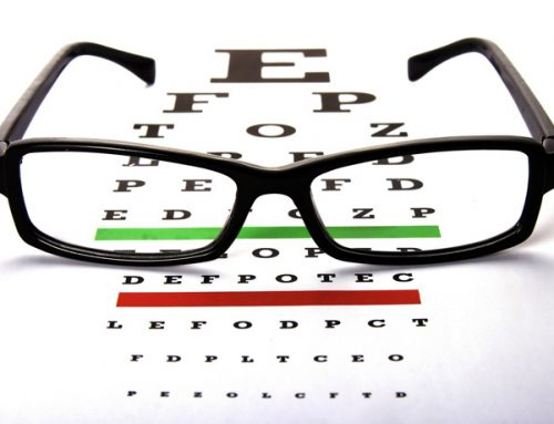 Eye Examinations and The Big E