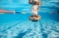 Swimming & Contact Lenses