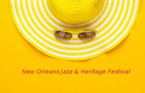 Jazz Fest Eye Safety