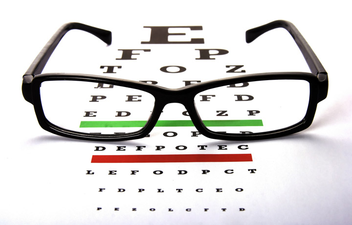 Eye Examinations and The Big E