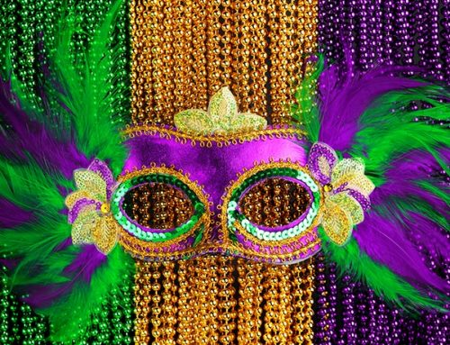 MARDI GRAS AND EYE SAFETY