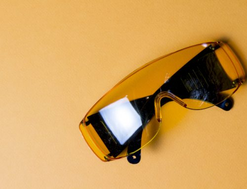 Protect Your Eyes During A Storm & During Storm Damage Cleanup